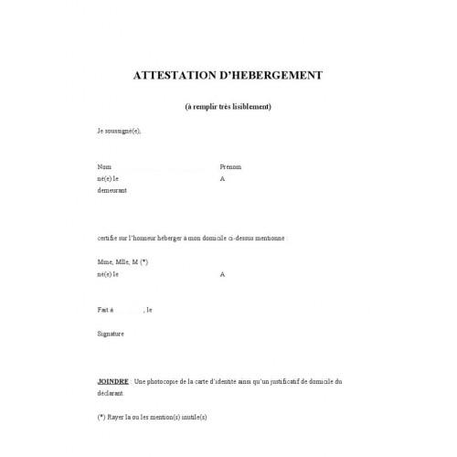 Certificado de domicilio